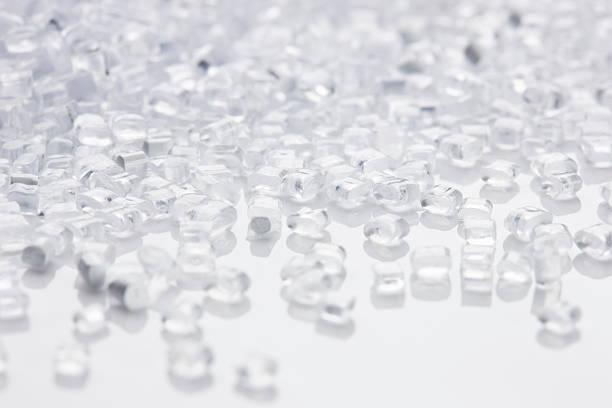 resin brennstofftabletten ohne belang kunststoff - polypropylen stock-fotos und bilder