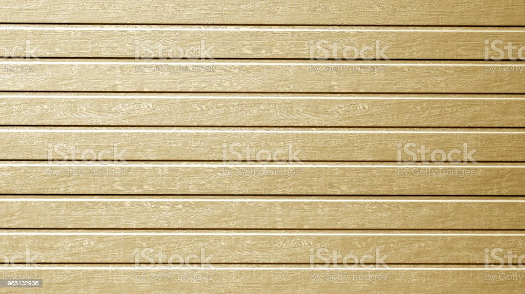 Plastic siding wall texture in brown color. royalty-free stock photo