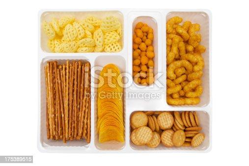 istock Plastic Snack Box 175389515