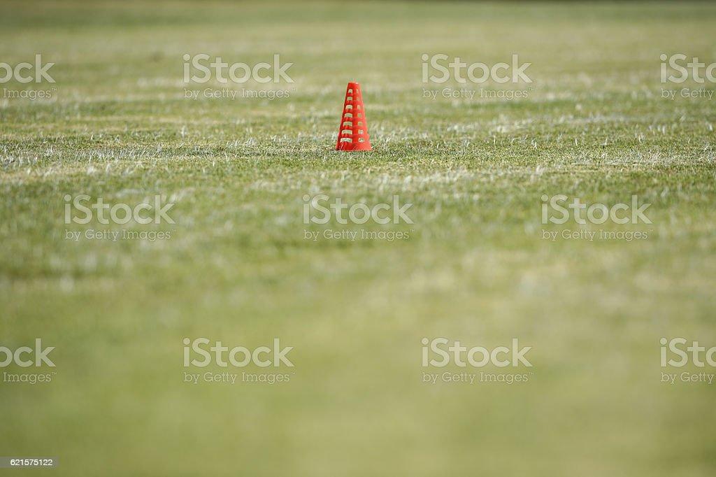 Plastic Sport Marker Cone photo libre de droits