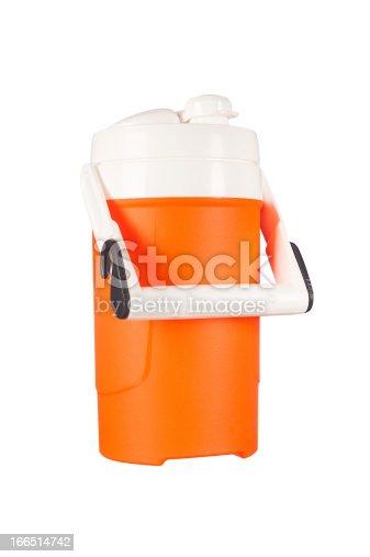 istock Plastic Thermos 166514742