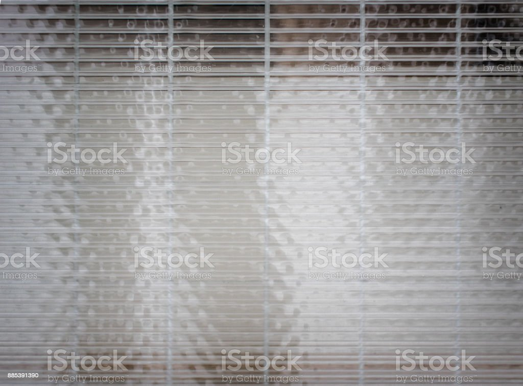 Plastic wall texture/background - Great for design - Text empty space stock photo
