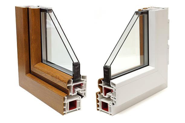 Kunststoff-Fenster Profil – Foto