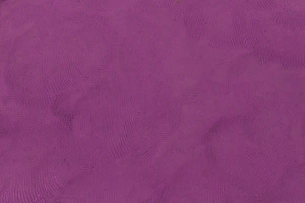 plasticine purple textured background plasticine purple textured background. clay stock pictures, royalty-free photos & images