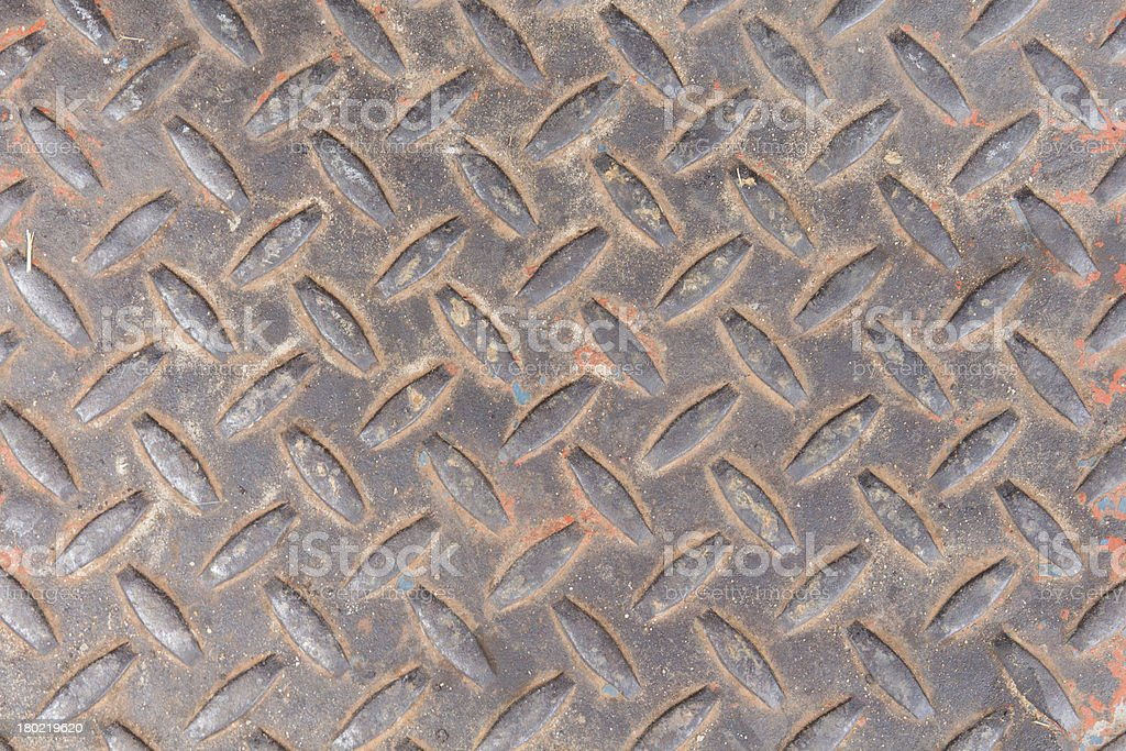 plate metal royalty-free stock photo