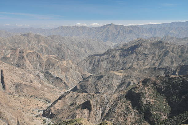 plateau of qohaito in eritrea - eritrea stock photos and pictures