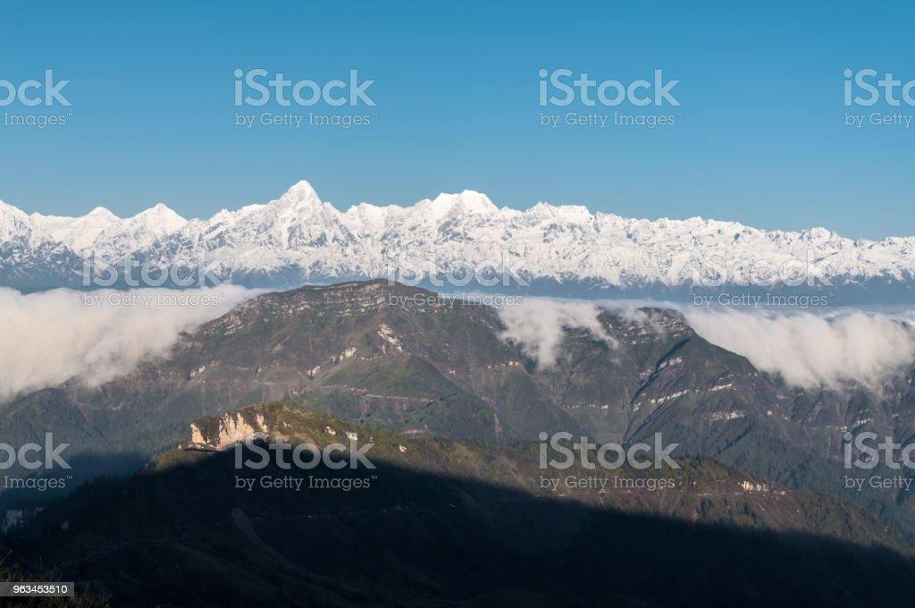 Plateau tourist landscape - Zbiór zdjęć royalty-free (Alpinizm)