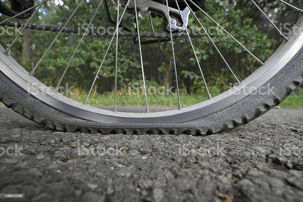 Plater Tires stock photo