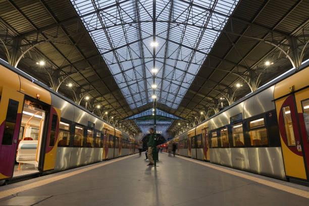 Plattform der Bahnhof São Bento – Foto