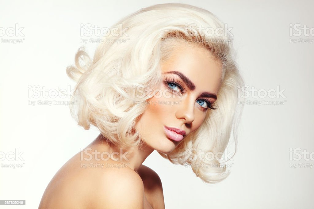 Royalty Free Platinum Blonde Hair Pictures Images And Stock Photos