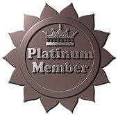 istock Platinum Member (with crown) 816197768