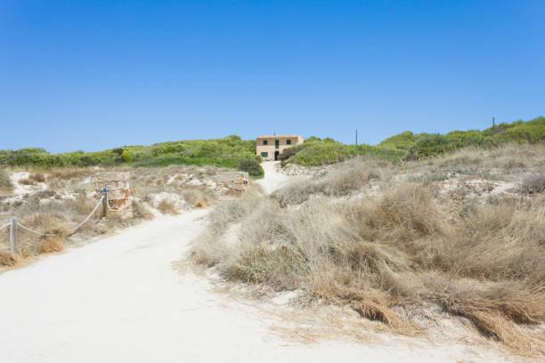 Platja Essen Trenc, Mallorca - Leben am Strand und Gefühl im Himmel – Foto