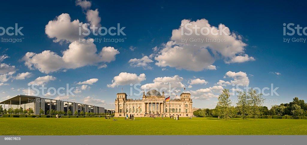 Platz der Republik Reichstag Berlin – Foto
