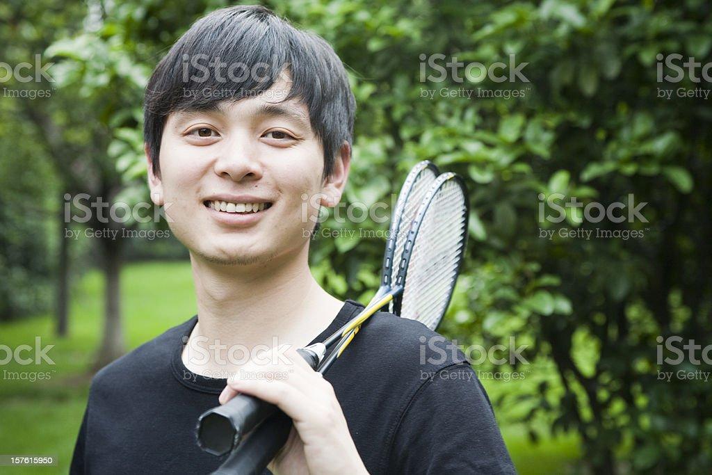 Faites une partie de badminton - Photo