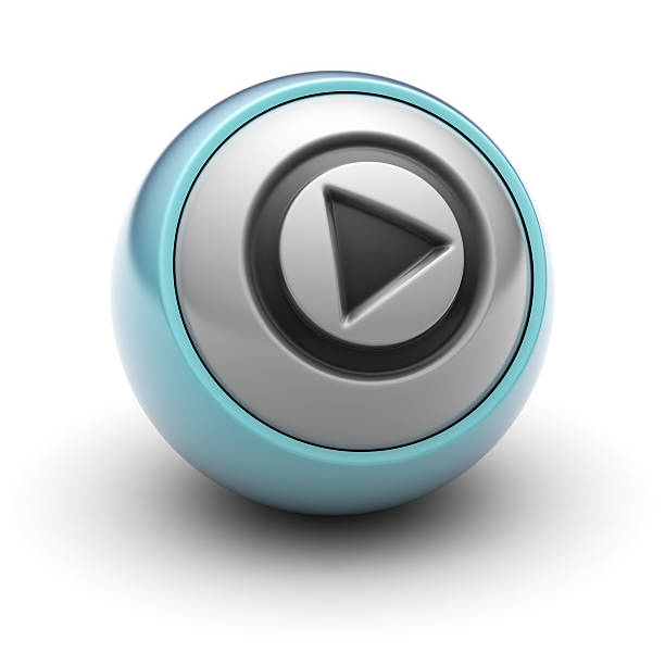 play - maus video stock-fotos und bilder