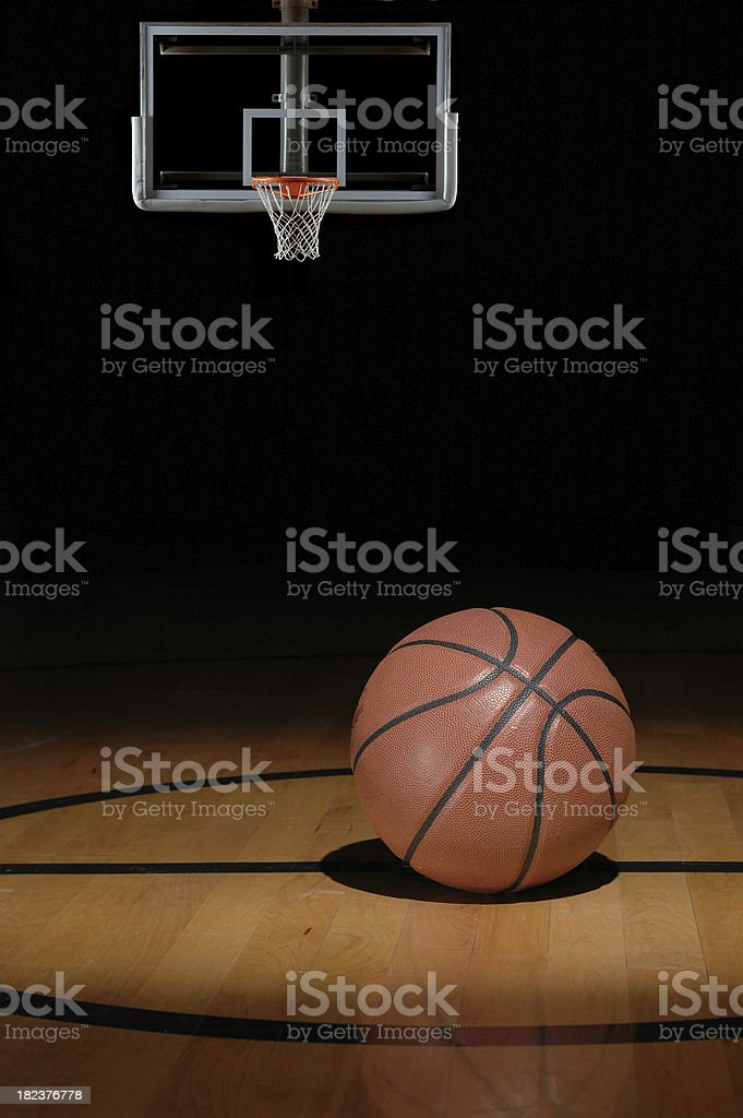 Play Some Ball royalty-free stock photo