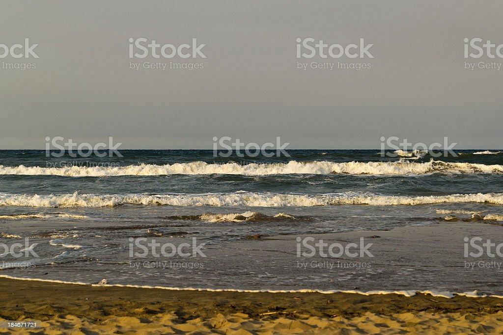 Playa de el Dossel royalty-free stock photo