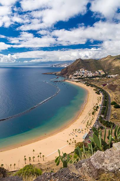 Playa de Las Teresitas, Teneriffa Insel – Foto