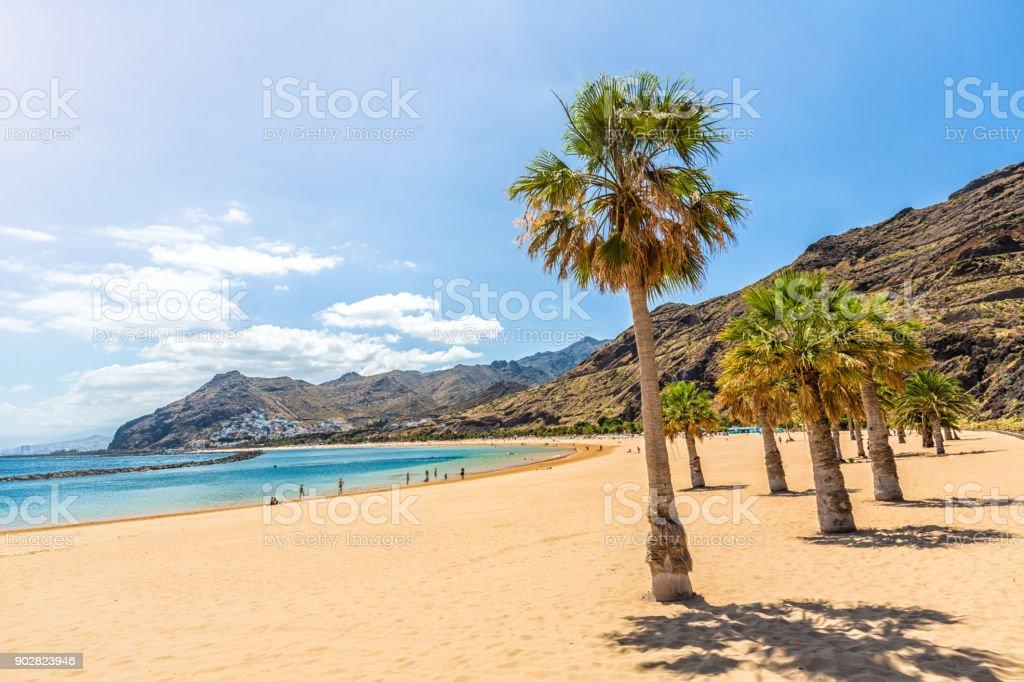 Playa De Las Teresitas-Tenerife – Foto