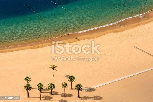 istock Playa de las Terisitas, Tenerife 174854500