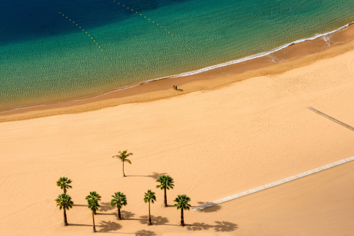 Playa de las Terisitas, Tenerife