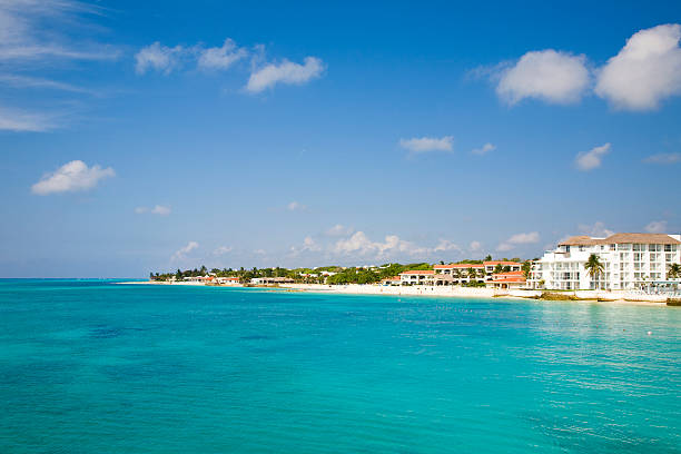 Playa del Carmen stock photo