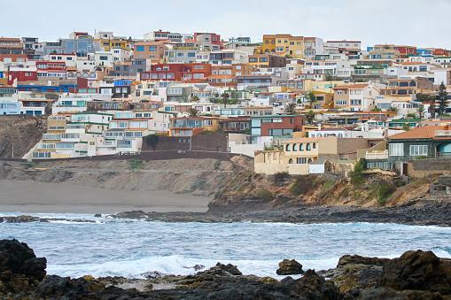 Playa del Hombre - Grand Canary Eastern coast