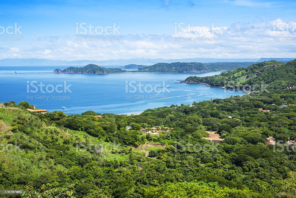 Playa Hermosa, Guanacaste, Costa Rica, Central America stock photo