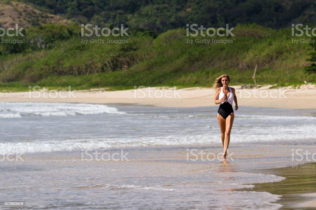 Playa Ventanas, Costa rica stock photo