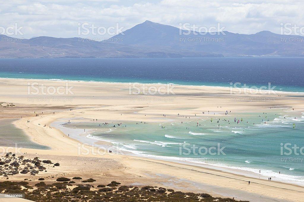 Playas De Sotavento, Fuerteventura – Foto