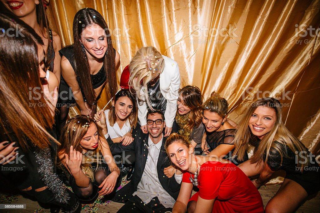 Playboy stock photo