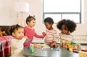 istock Playdate for toddlers 865872130
