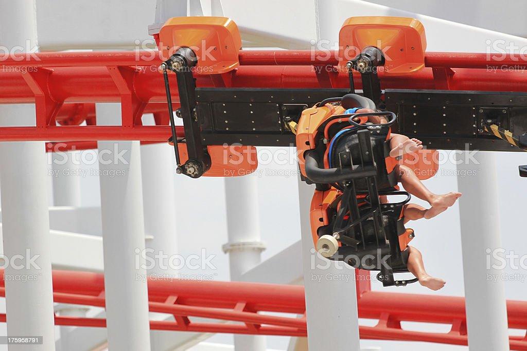 Player amusement park. royalty-free stock photo