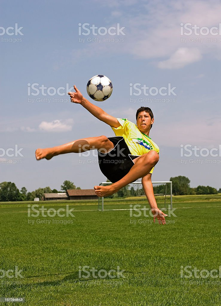 Player royalty-free stock photo