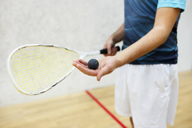 early racquet preparation when playing racquetball I love playing racquetball and hopefully we can keep i was instructed by a very talented men's a player who taught me the basics of early racquet preparation.