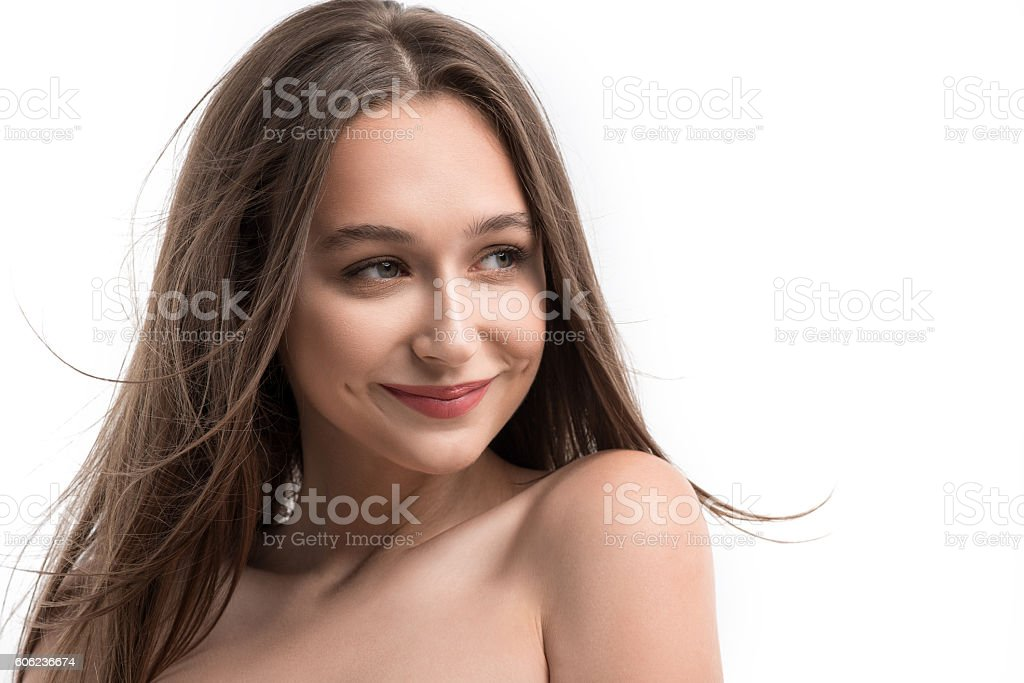 seducing girl