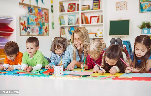 504988838 istock photo Playful learning 504982784