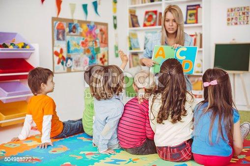 504988838 istock photo Playful learning 504988272