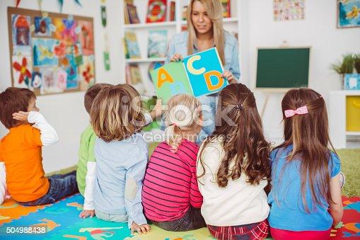 504988838 istock photo Playful learning 504988438