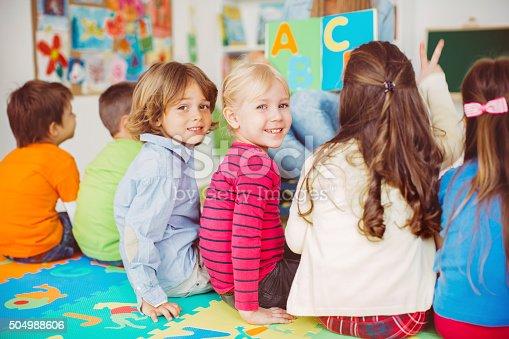504988838 istock photo Playful learning 504988606