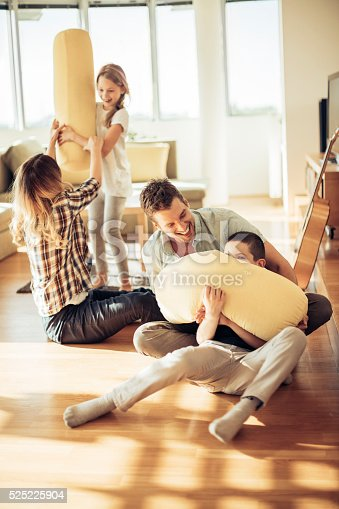 611179902istockphoto Playful young family 525225904