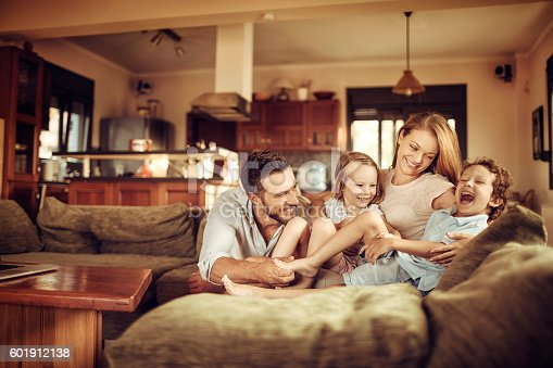 611179902istockphoto Playful young family 601912138