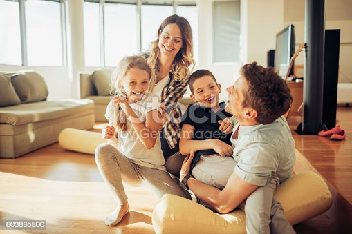 611179902istockphoto Playful young family 603865800