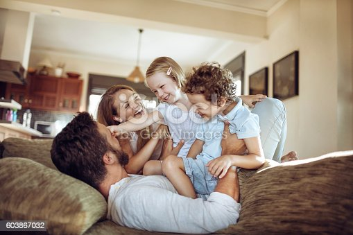 611179902istockphoto Playful young family 603867032
