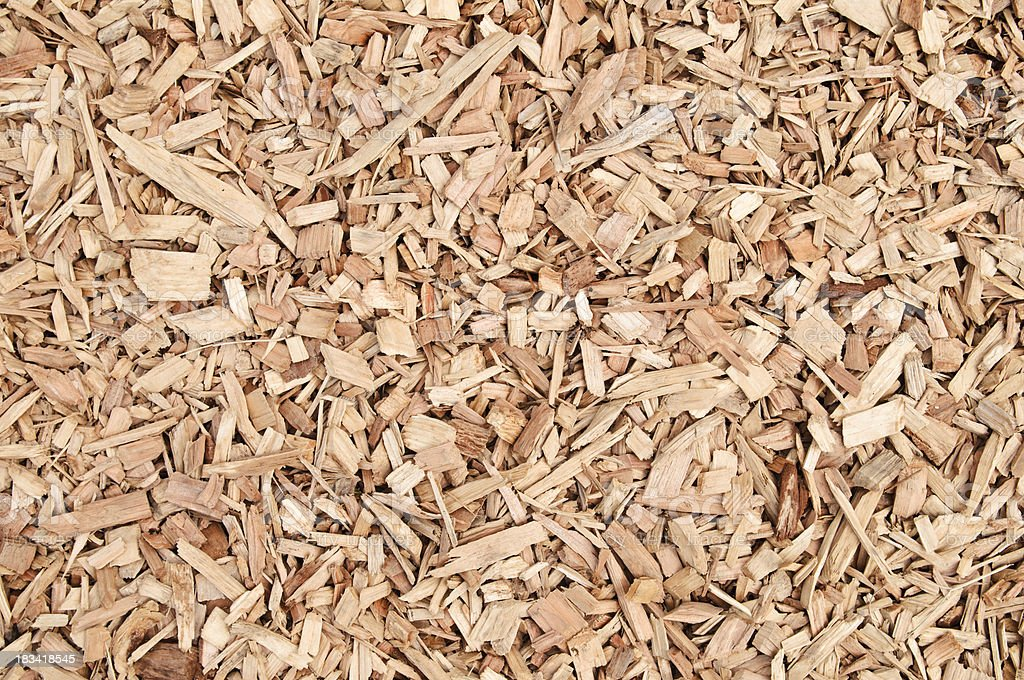 Playground Bark Background royalty-free stock photo