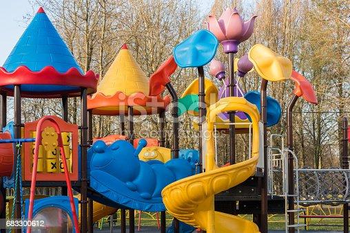 656743520 istock photo Playground for children 683300612