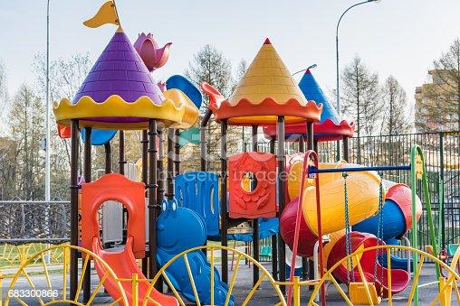 656743520 istock photo Playground for children 683300866