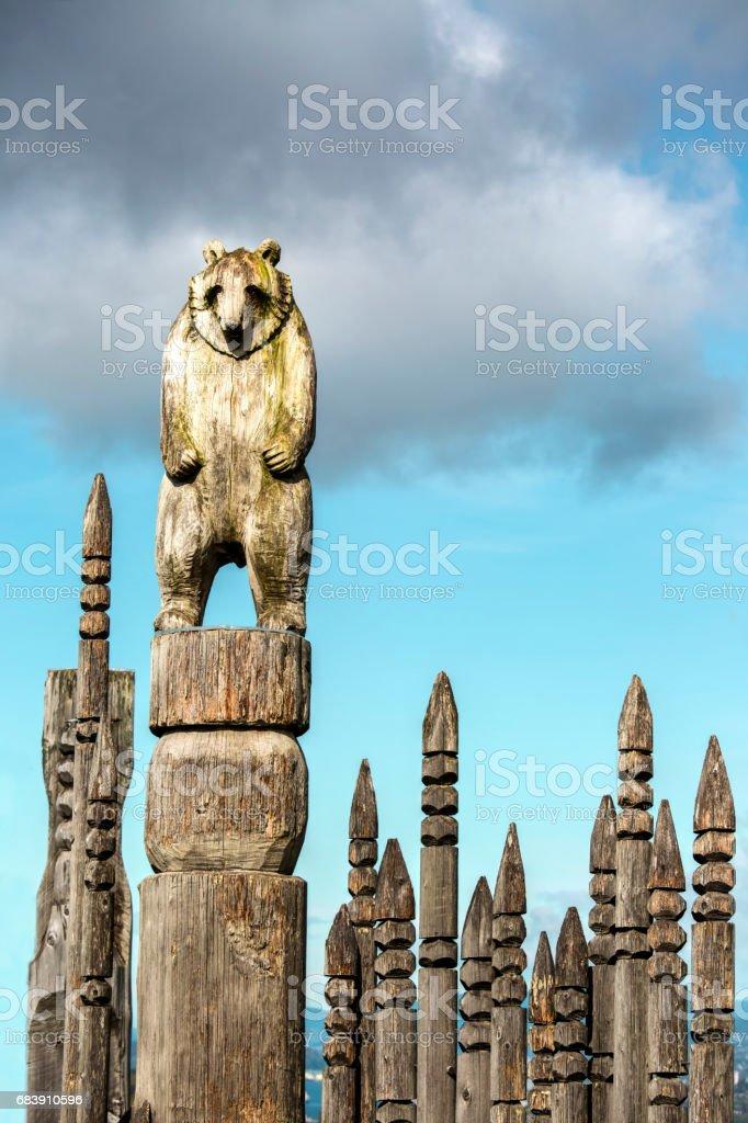 Playground of the gods - Stock image stock photo