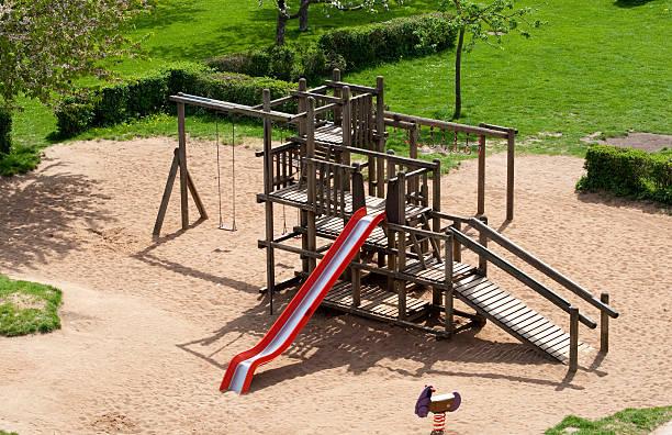 Spielplatz – Foto