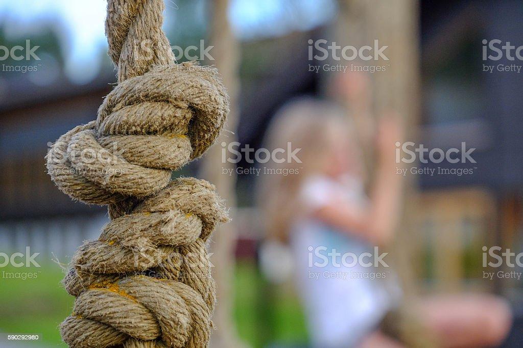 Playground royaltyfri bildbanksbilder